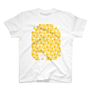 irodoruhanaの大仏(縦) T-shirts