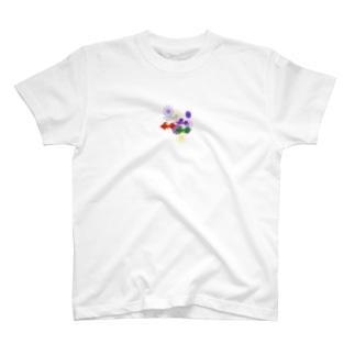 おさかなさん T-shirts