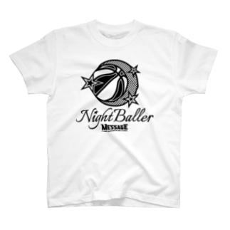 NightBaller T-shirts