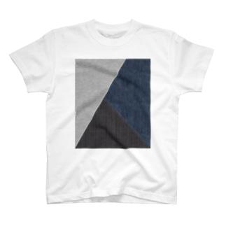 切り替えし-1 T-shirts