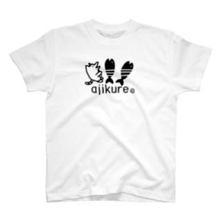 adidasじゃないよajikureだよ T-shirts