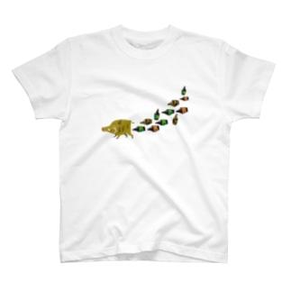 inoshishi T-shirts