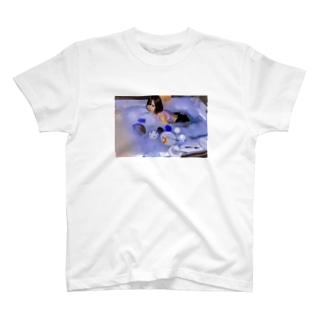 すべて洗い流してしまえたら T-shirts