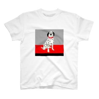 ダルメシアン(吉泉ゆう子) T-Shirt