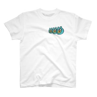 あおいくまT T-shirts