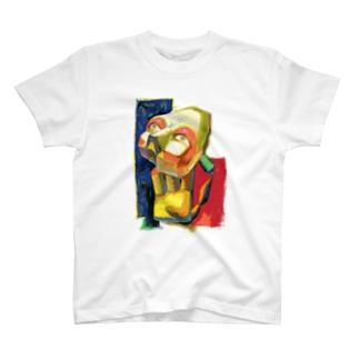 クレヨンアート3 T-shirts