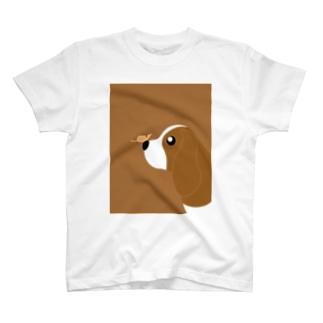バセット・ハウンド T-shirts