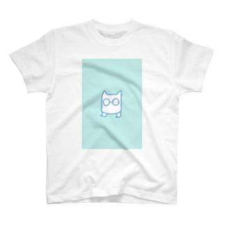 メガネコ T-shirts