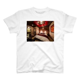 love&hotel room1 T-shirts