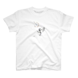 -KARA No.2- Bird call  T-shirts