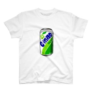 C-MAC缶 T-Shirt