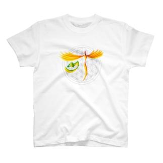 願いが叶う T-shirts