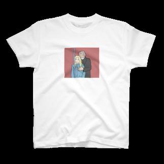 88nightsのリアリティのダンス T-shirts
