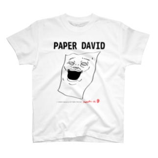 PAPER DAVID T-shirts