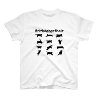 ブリショーTシャツ T-shirts