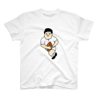 ラガーマン T-shirts