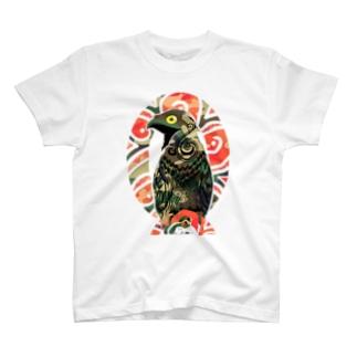 タチヨタカ2 T-shirts