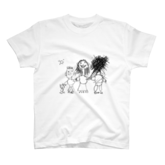 My family T-shirts