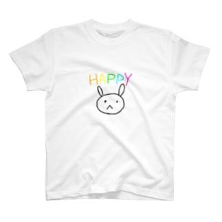 HAPPYシリーズ T-shirts