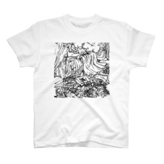 祈りの部屋 T-shirts
