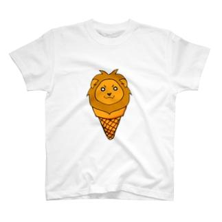 ライオンアイス T-Shirt