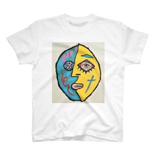 ピカソマスクマン T-shirts