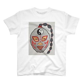 カンフーマスクマン T-shirts