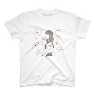ラブレター from M T-shirts
