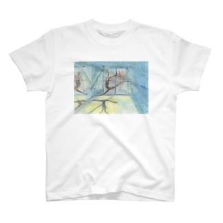 月明かりのダンサー T-shirts