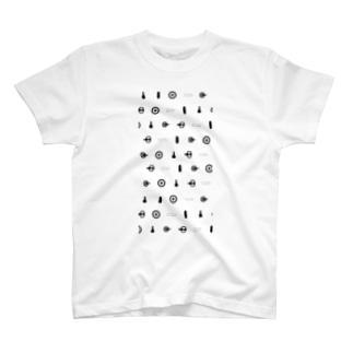 chari モノグラム T-Shirt