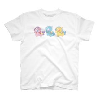 どりぃみぃぽにぃず(文字なし) T-shirts