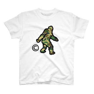 bigfooter T-shirts