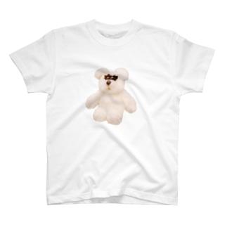 りのくまちゃんのリアルリノくまちゃんシリーズ T-Shirt