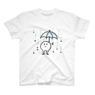あめふりピリオン T-shirts