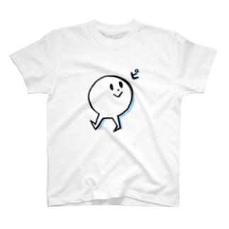 ふつうのピリオン T-shirts