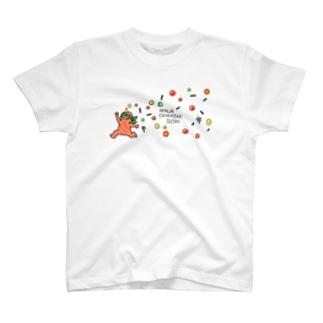 NINJA CHIRASHI SUSHI T-shirts
