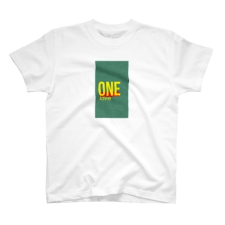one love project T-shirts