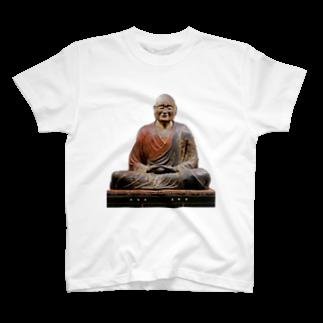 AAAstarsの鑑真 T-shirts