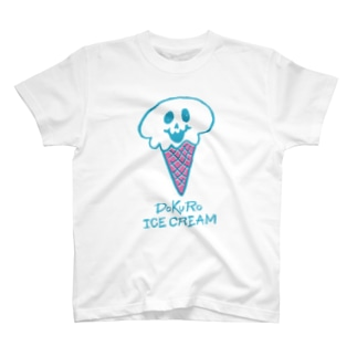 DOKURO ICE CREAM T-shirts