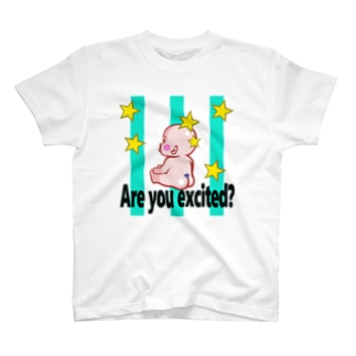 ほしBABY T-shirts