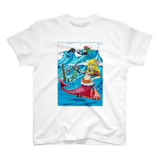 ゲストちゃんいらっしゃい♪ T-shirts