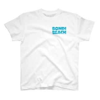 THE BEACHのボンダイビーチ T-shirts
