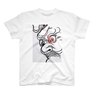 阿ッ! T-shirts