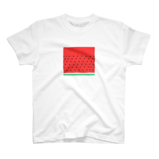 スイカ T-shirts