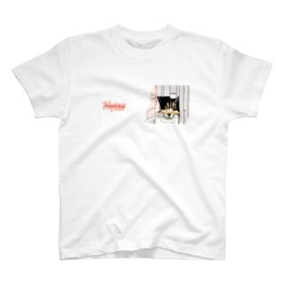 はっぴー T-shirts