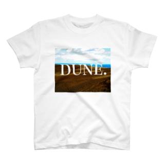 砂丘 T-shirts