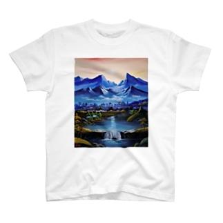 桃源郷 T-shirts