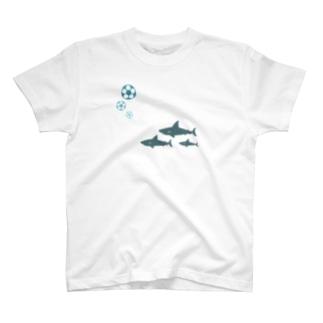 さめ(さんびき) T-Shirt