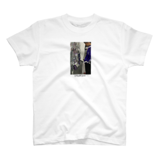 ゆうヤンキーのゆうヤンキー photo tee T-shirts