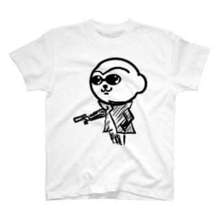 ばっどもんちー T-shirts